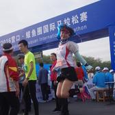 2016鲅鱼圈马拉松起点