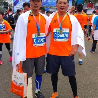 2016福州马拉松