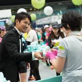 2018年名古屋女子马拉松赛事照片(图片均来自官方脸书)