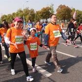 2018南京江宁区春牛国际马拉松比赛