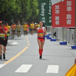 2018年武汉马拉松