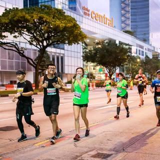 2017渣打银行新加坡马拉松赛