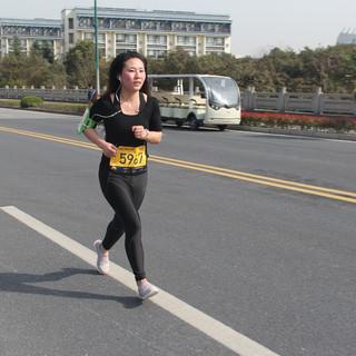 20-21km处 9:28-9:39