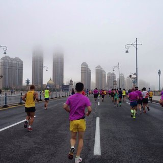 2018 哈尔滨国际马拉松