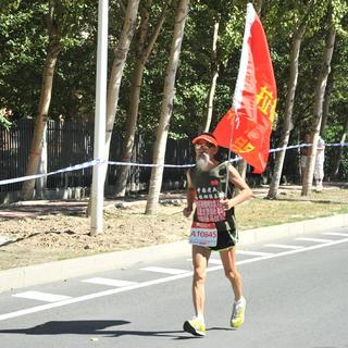王康杰 全程20km 9:47-10:48