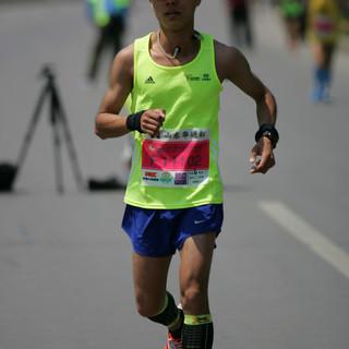 2017第四届泰山国际马拉松赛