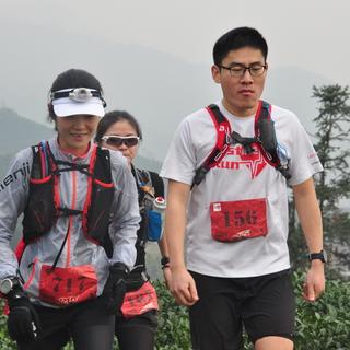 2017杭州追猎者50公里挑战赛