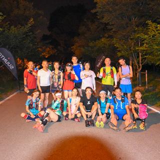 2018 追月夜野赛 | Salomon城市越野跑南京站「陆月」