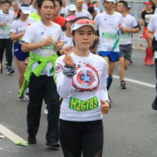 2019建发厦门马拉松赛