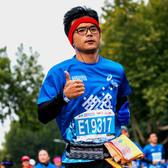 西安2018.10.20马拉松选手风采