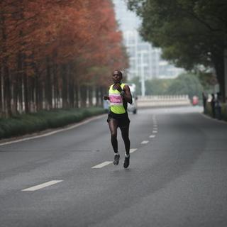 玫琳凯怡日健·2017杭州国际女子马拉松
