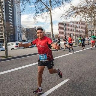 2018 巴塞罗那半程马拉松